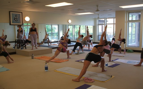 Electric Radiant Hot Yoga Heating Systems