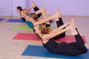 hot yoga power