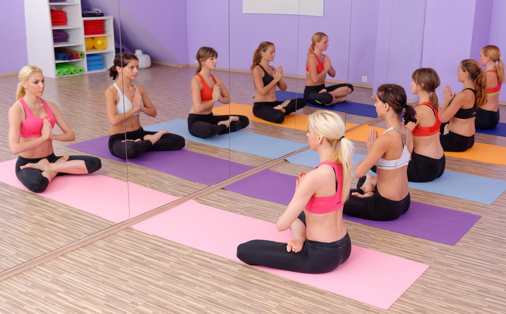 Hot Yoga Studio Electric Radiant Heating Projects